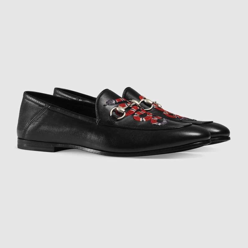 giày nam hàng hiệu gucci