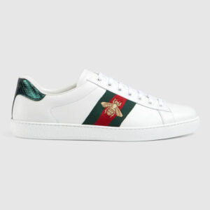 Giày Gucci Bee like au họa tiết con ong
