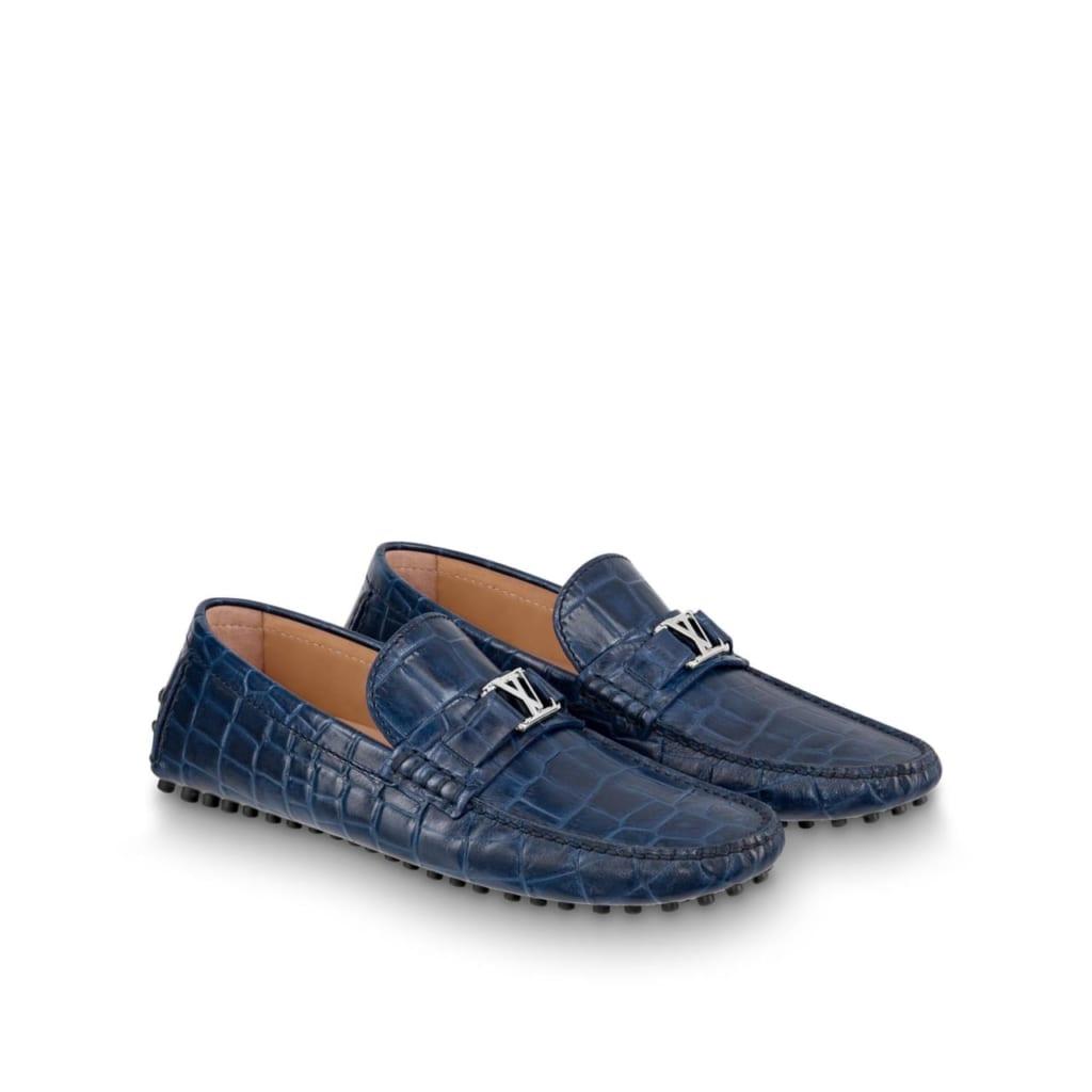 giày lười louis vuitton nam