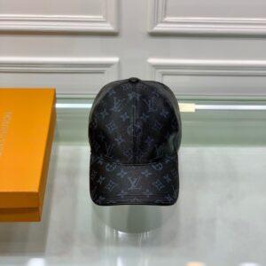 Mũ nam Louis Vuitton siêu cấp họa tiết monogram MNLV09