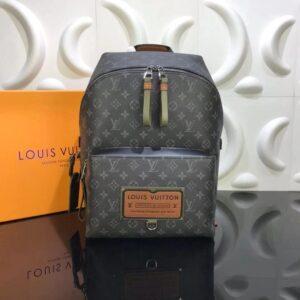 Balo nam Louis Vuitton like au hoa tiet hoa den bllv06 (1)